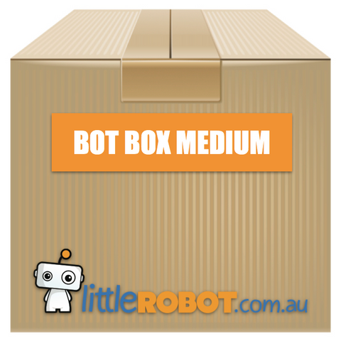 X2007 Bot Box Medium