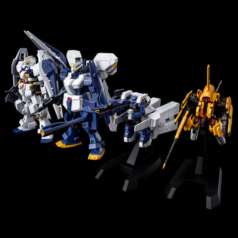 X6560 P Bandai Advance of Z The Flag Of Titan Revival Set