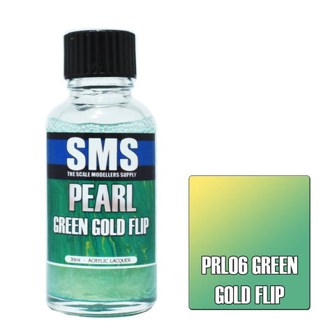 X5329 SMS Pearl Green Gold