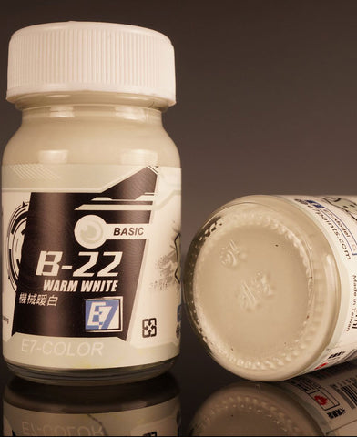 X5212 E7 B-22 Mecha Warm White 20ml