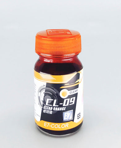 X5233 E7 CL-09 Clear Orange 20ml