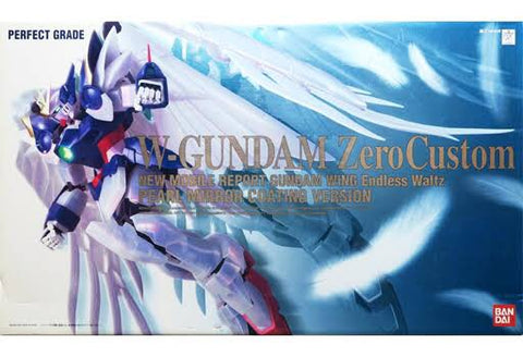 X1114 1/60 Perfect Grade Wing Gundam Zero Custom Pearl Mirror Coating Version
