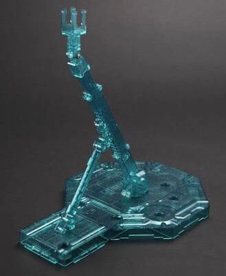 X0958 Action Base 1 Clear Green