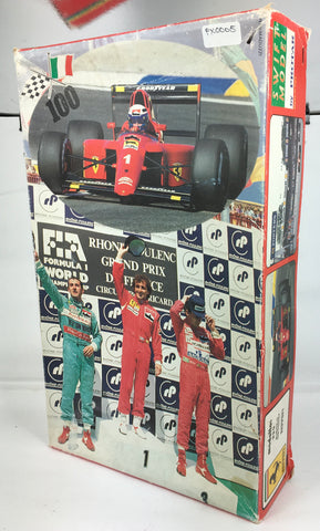 PX0005 1/24 Ferrari F1/90 641 Swift Model by Protar
