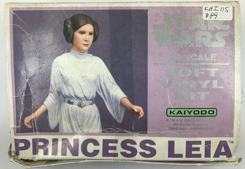 PX0063 1/6 Star Wars Princess Leia Vinyl Kit