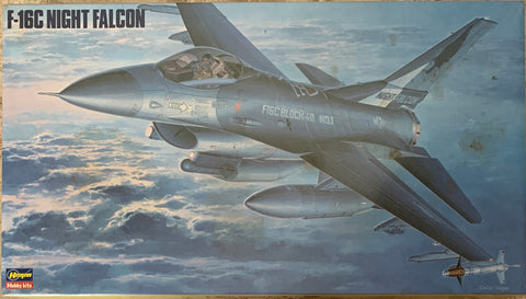 X6803 1/48 F-16C Night Falcon 06108