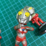 Pre Owned Lot 1478 - Ultraman Mini Bobbleheads