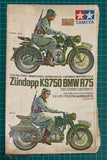 Pre Owned Lot 1727 - 1/35 Dundapp KS750 BMW R75