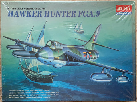 X6808 1/48 Hawker Hunter FGA 9 2169