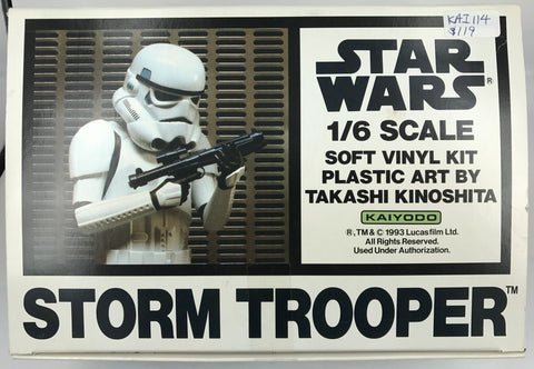 PX0064 1/6 Star Wars Stromtrooper Vinyl Kit