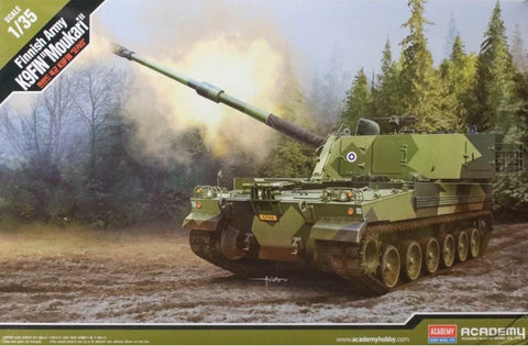 X5737 Pre Owned 1/35 Finnish Army K9FIN Moukari