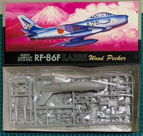 Pre Owned Lot 1725 - 1/72 RF-86F Sabre Wood Pecker