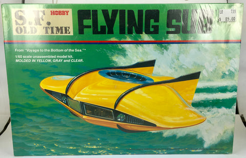 PX0018 1/60 Voyage To The Bottom of the Sea Flying Sub