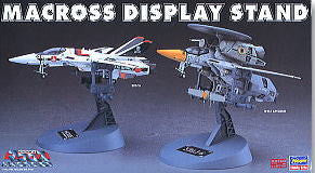 X0800 1/72 Macross Display Stand Twin Pack