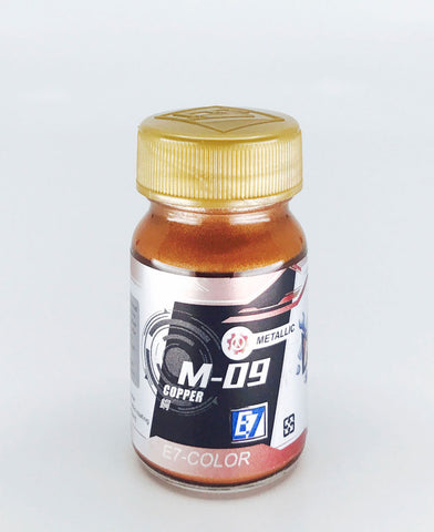 X5250 E7 M-09 Copper 20ml