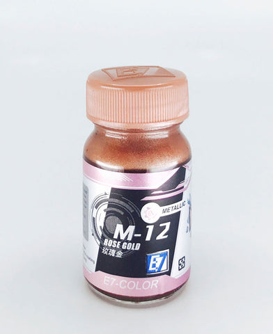 X5253 E7 M-12 Rose Gold 20ml