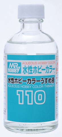 X2714 Mr Hobby Aqueous Thinner 110ml