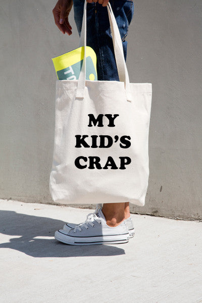 My Kid's Crap Bag