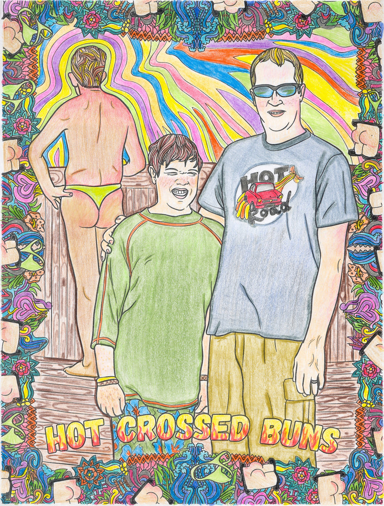 Awkward Family Photos An Adult Coloring Book For Anyone With A Colorful