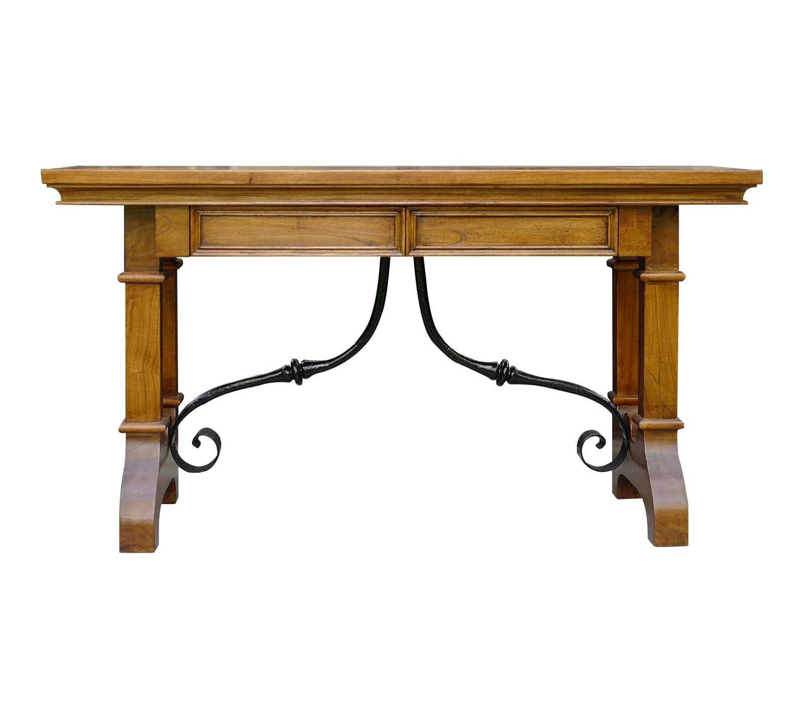 Elegant Spanish Console Table