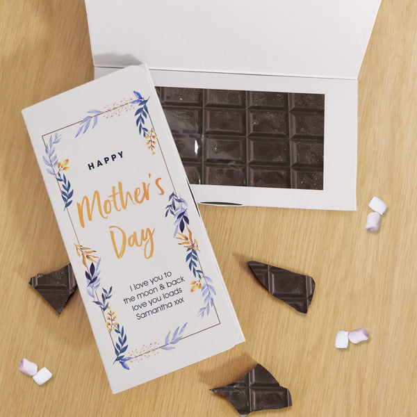 Mother's Day Dark Chocolate Card - Javagifts
