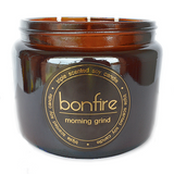 Bonfire Candle Co Soy Wax Morning Grind Scented Candle