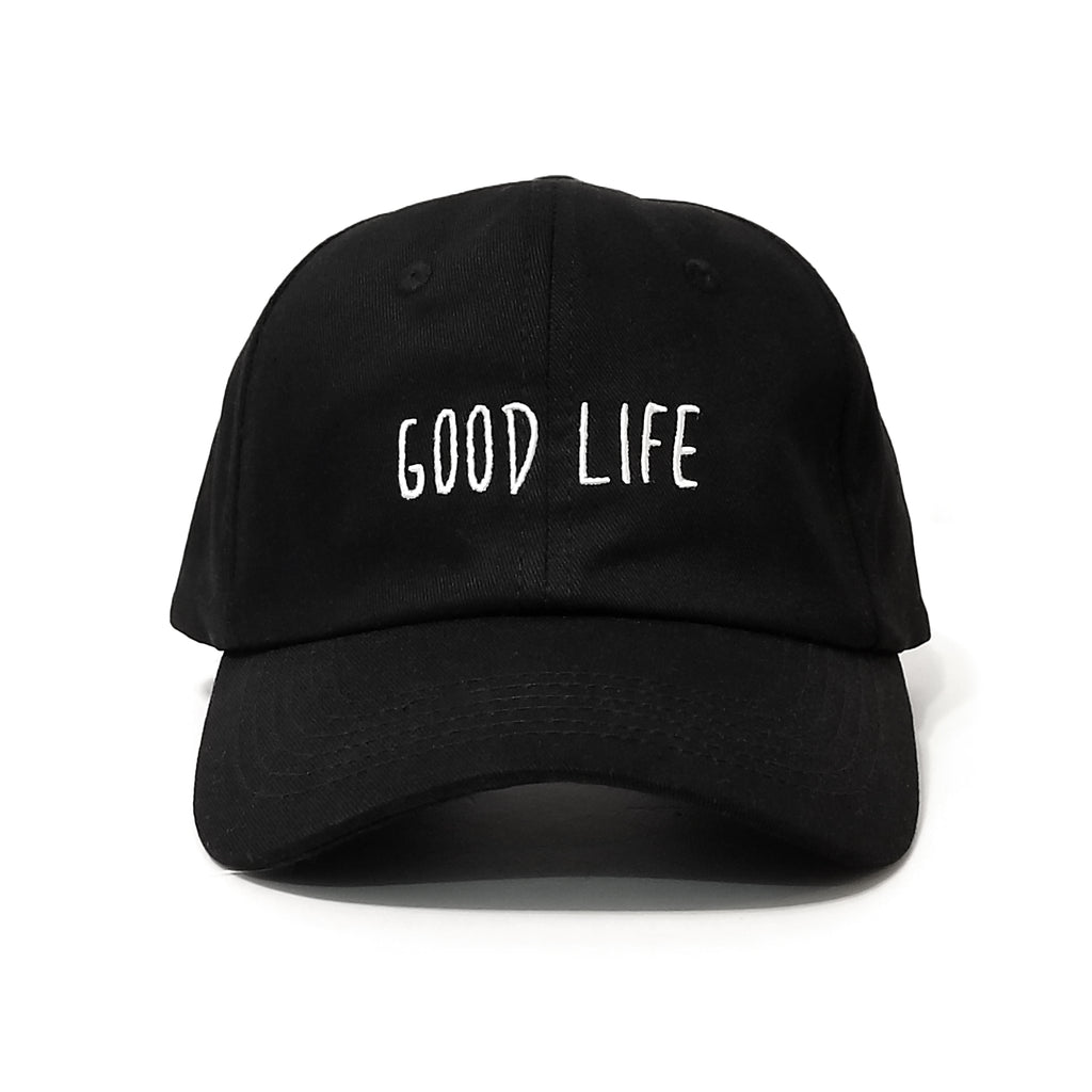 Cap Good Life Good Lie Black