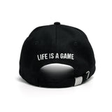 Cap Player Black