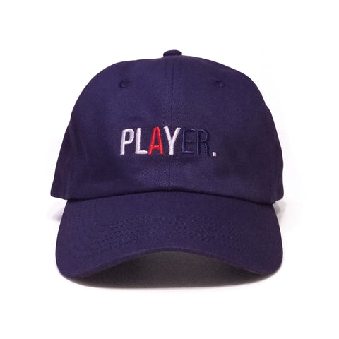 Cap Player Navy