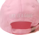 Cap Player Pink