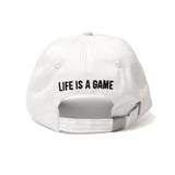 Cap Player White