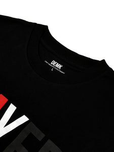 Player Tee Black
