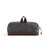 The Jay Dopp Kit Charcoal/Chocolate