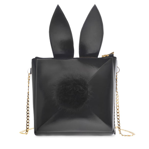 Bunny Rabbit Black