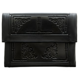 Envelope Clutch Black