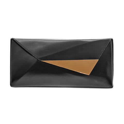 Elizabeth Clutch Black