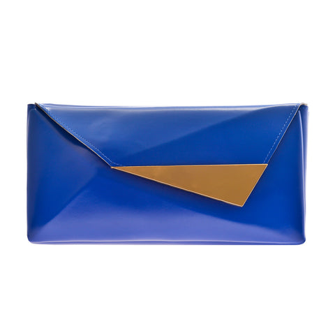 Elizabeth Clutch Blue