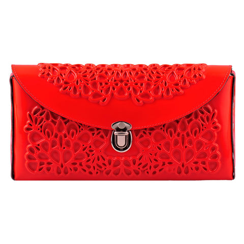Classic Clutch Red