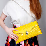 Classic Clutch Yellow