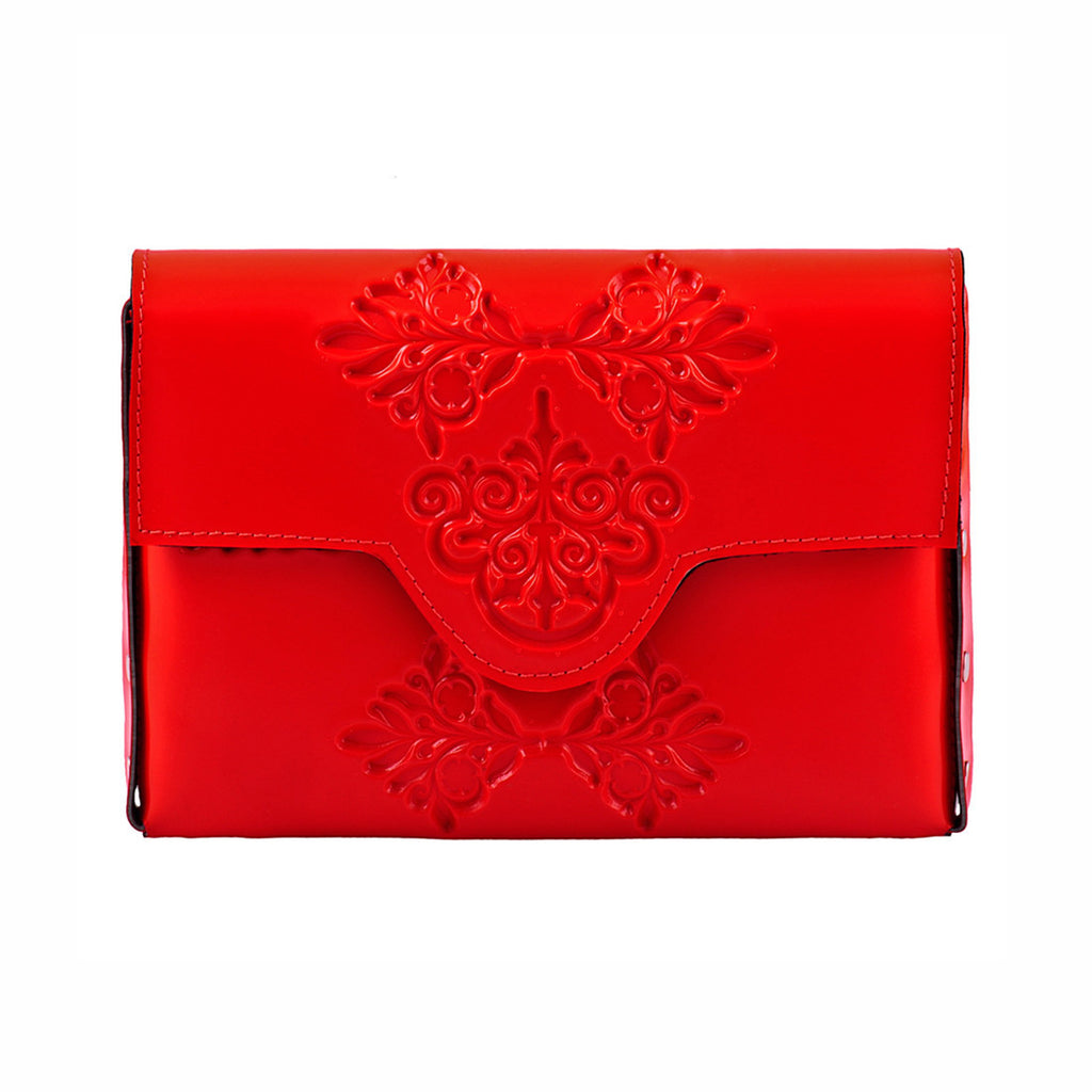 Mini Clutch Red