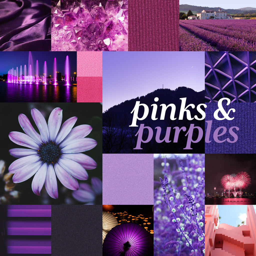 Purple and Pink carpet for events and exhibitions
