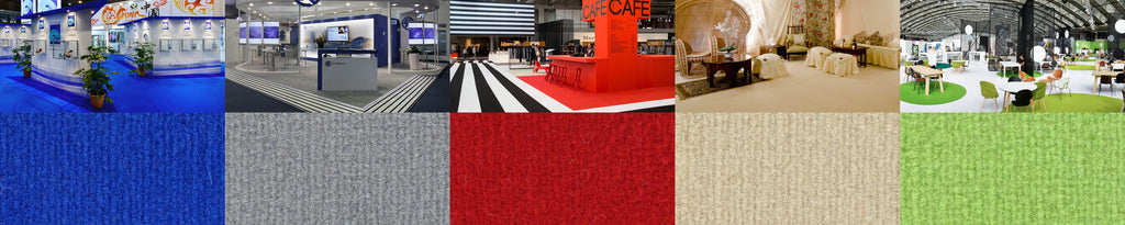 Exhibition Velour Carpet