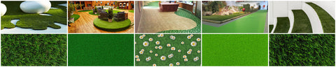 Artificial Grass and Outdoor Carpets