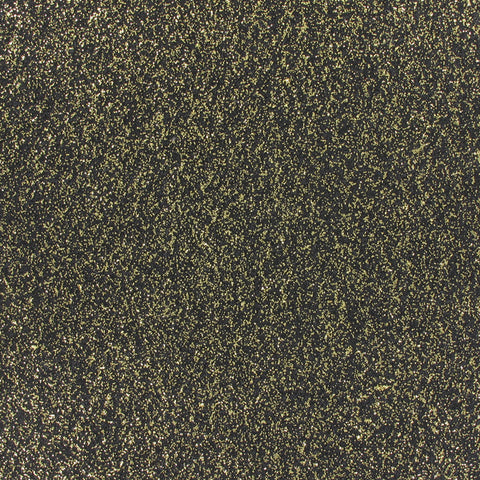 Expoglitter - Black with Gold Glitters Event Carpet