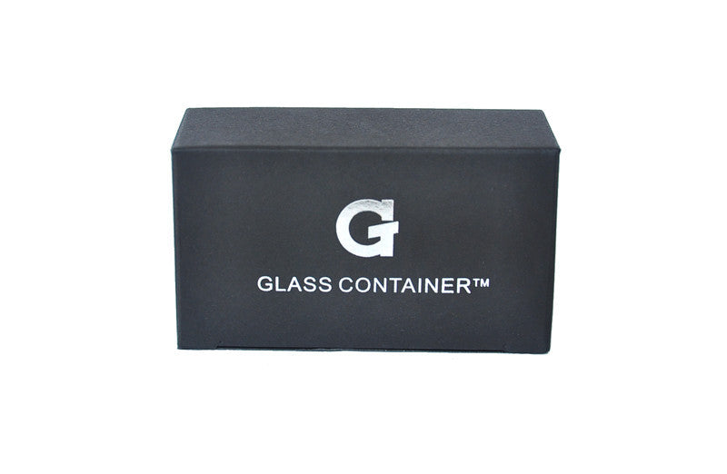 G Glass Container, 2-Pack