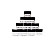 G Glass Container, 10-Pack