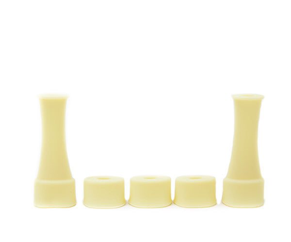 G Pro Mouthpiece Sleeves - Cream