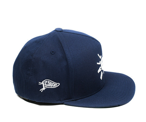 Hall of Fame | G Snapback - Navy
