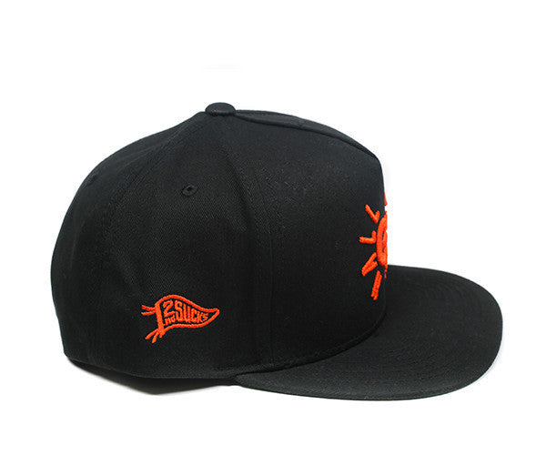 Hall of Fame | G Snapback - Orange
