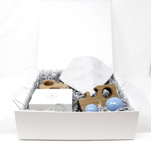 Beautiful Gift Box Hampers - For Baby & Home